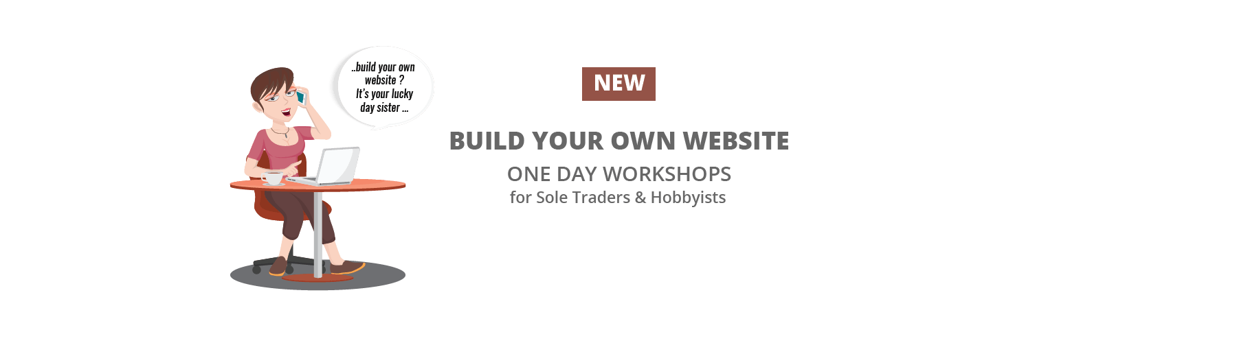 Build Your Own Website Workshop Perth