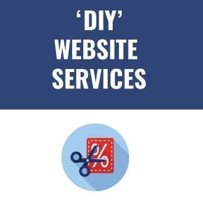 DIY WEBSITE SERVICES